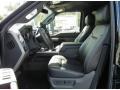 2012 Tuxedo Black Metallic Ford F250 Super Duty Lariat Crew Cab 4x4  photo #5