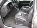 Dark Charcoal Interior Photo for 2006 Chevrolet Silverado 1500 #72699232
