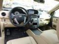 Beige Prime Interior Photo for 2013 Honda Pilot #72701749