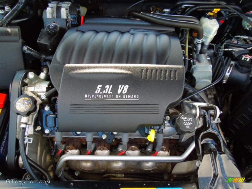 on 2000 Pontiac Grand Prix Gtp Engine