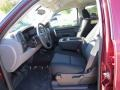 2013 Deep Ruby Metallic Chevrolet Silverado 1500 LS Crew Cab  photo #9