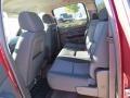 2013 Deep Ruby Metallic Chevrolet Silverado 1500 LS Crew Cab  photo #10