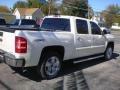2011 White Diamond Tricoat Chevrolet Silverado 1500 LT Crew Cab 4x4  photo #19