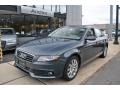 Meteor Gray Pearl Effect 2010 Audi A4 2.0T quattro Sedan