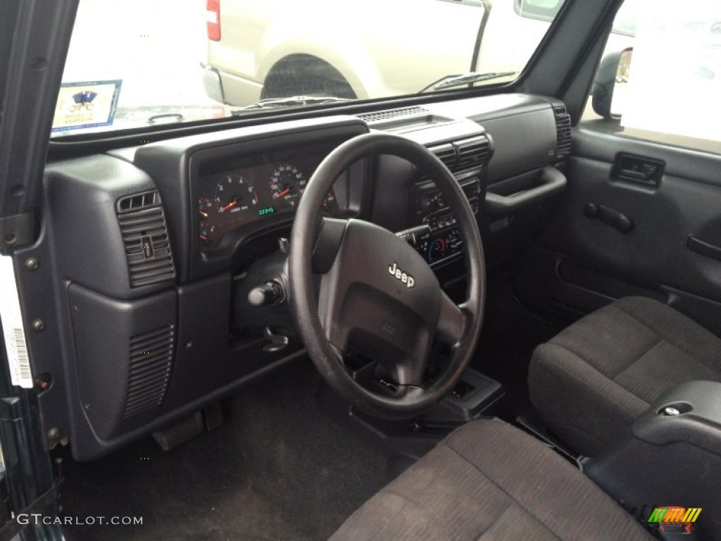 Amazing 2005 Jeep Wrangler X 4x4 Interior Photos Photo
