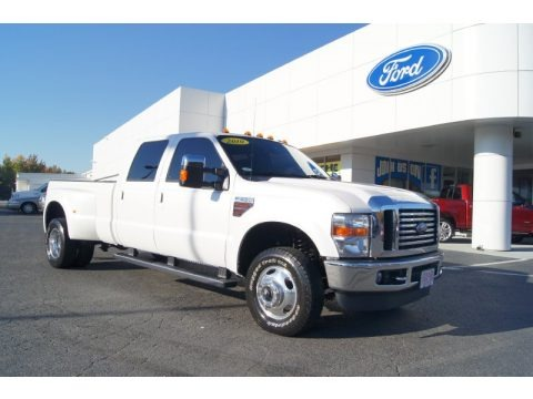 2010 Ford F350 Super Duty Lariat Crew Cab 4x4 Dually Data, Info and Specs