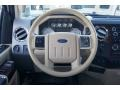 Camel Steering Wheel Photo for 2010 Ford F350 Super Duty #72728839