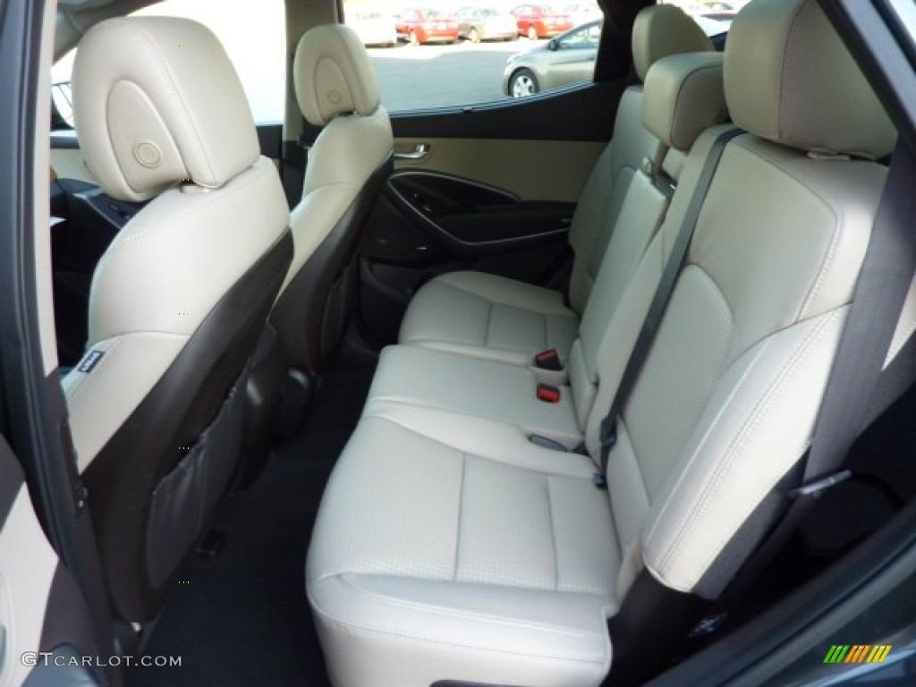 Beige Interior 2013 Hyundai Santa Fe Sport 2.0T AWD Photo ...