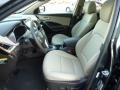 Beige Interior Photo for 2013 Hyundai Santa Fe #72731468