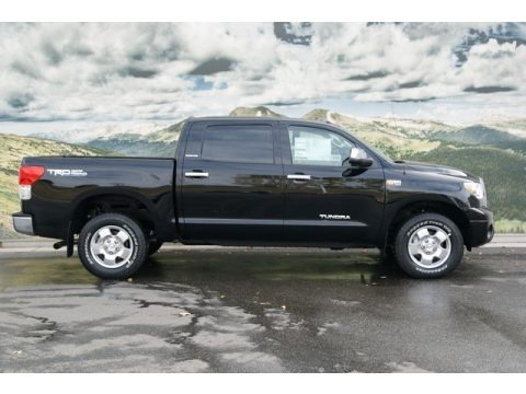 2013 Toyota Tundra Limited CrewMax 4x4 Data, Info and Specs