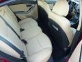 Beige Rear Seat Photo for 2013 Hyundai Elantra #72734051