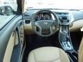 Beige Dashboard Photo for 2013 Hyundai Elantra #72734092