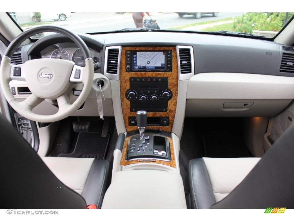 2009 jeep grand cherokee limited 4x4 dashboard photos | gtcarlot