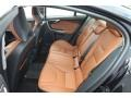 Beechwood/Off Black Rear Seat Photo for 2013 Volvo S60 #72744359