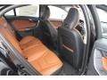 Beechwood/Off Black Rear Seat Photo for 2013 Volvo S60 #72744498