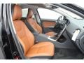 Beechwood/Off Black Interior Photo for 2013 Volvo S60 #72744566