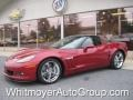 2013 Crystal Red Tintcoat Chevrolet Corvette Grand Sport Coupe #72706206