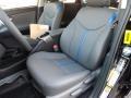 Dark Gray 2012 Toyota Prius 3rd Gen Interiors