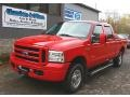 Red Clearcoat 2007 Ford F250 Super Duty Gallery