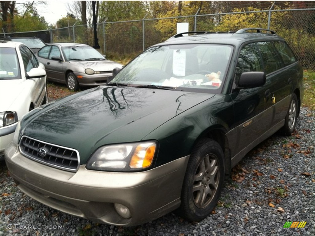 2003 timberline green pearl subaru outback wagon 72706074 2003 outback wagon timberline green pearl beige photo 1 vanachro Image collections