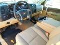 2013 Mocha Steel Metallic Chevrolet Silverado 1500 LT Crew Cab 4x4  photo #26