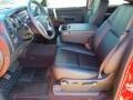 2013 Victory Red Chevrolet Silverado 1500 LT Crew Cab 4x4  photo #8