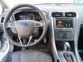 Charcoal Black Dashboard Photo for 2013 Ford Fusion #72777714