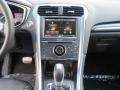 Charcoal Black Controls Photo for 2013 Ford Fusion #72777742