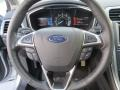 Charcoal Black Steering Wheel Photo for 2013 Ford Fusion #72777868