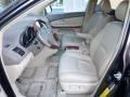 Parchment Interior Photo for 2009 Lexus RX #72779104