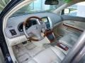 Parchment Prime Interior Photo for 2009 Lexus RX #72779143