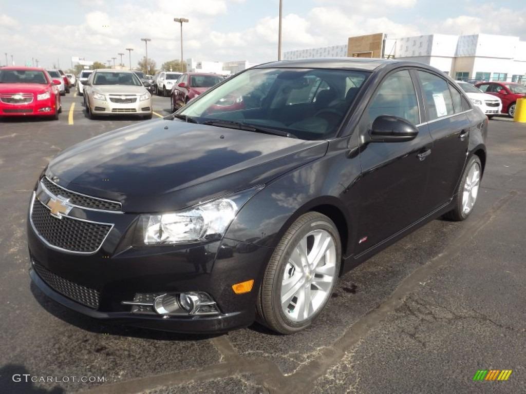 2013 Black Granite Metallic Chevrolet Cruze Ltz Rs 72766489 Car Color Galleries