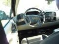 2013 Silver Ice Metallic Chevrolet Silverado 1500 Work Truck Crew Cab 4x4  photo #14