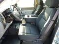 2013 Silver Ice Metallic Chevrolet Silverado 1500 Work Truck Crew Cab 4x4  photo #15