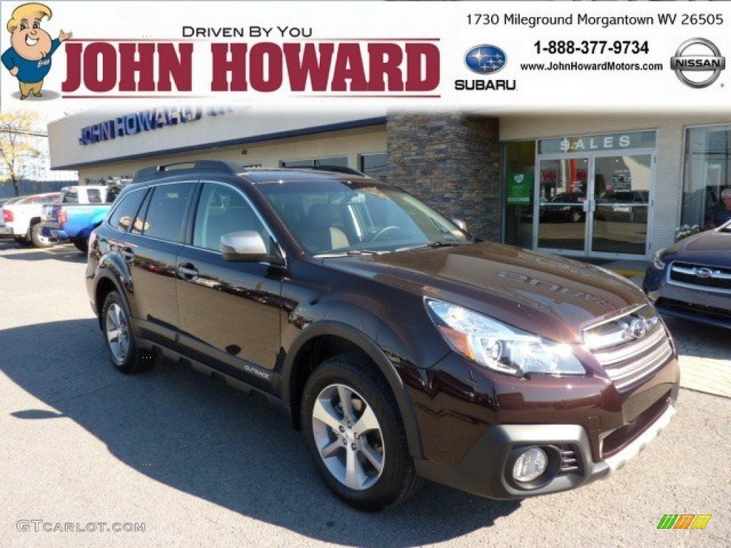 2013 brilliant brown pearl subaru outback 25i limited 72766593 brilliant brown pearl subaru outback vanachro Images
