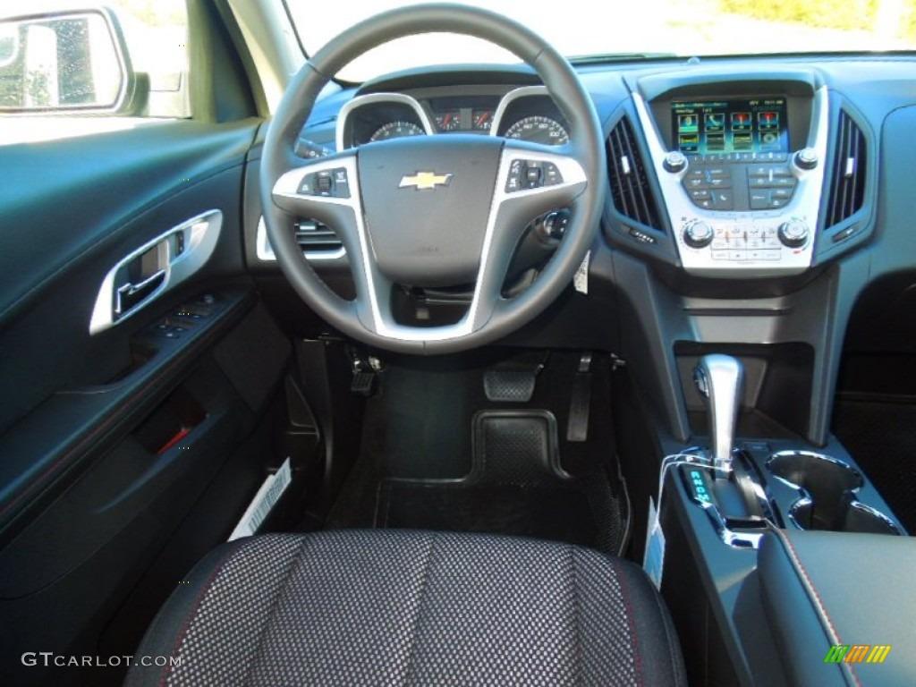 2013 Chevrolet Equinox Lt Jet Black Dashboard Photo 72799423