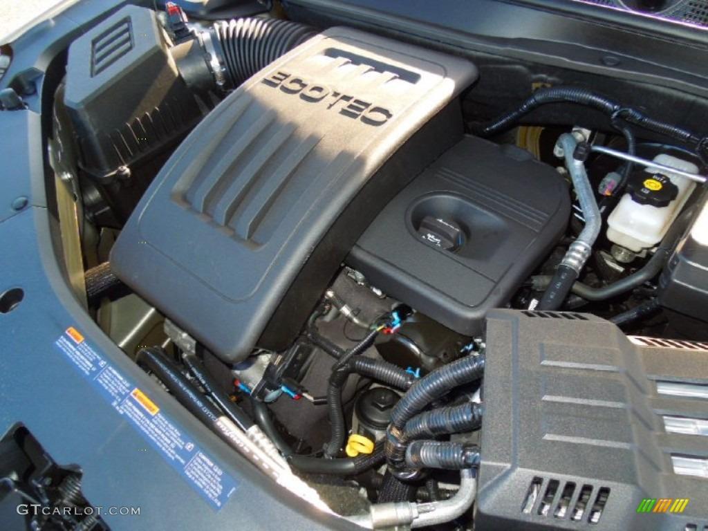 pontiac sunfire 2 4 engine diagram 2012 chevy 2 4 engine diagram 2013 chevrolet equinox lt 2.4 liter sidi dohc 16-valve vvt ... #14