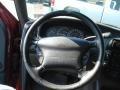 2001 Ford Explorer Dark Graphite Interior Steering Wheel Photo