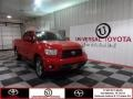 2009 Radiant Red Toyota Tundra TRD Sport Double Cab  photo #1