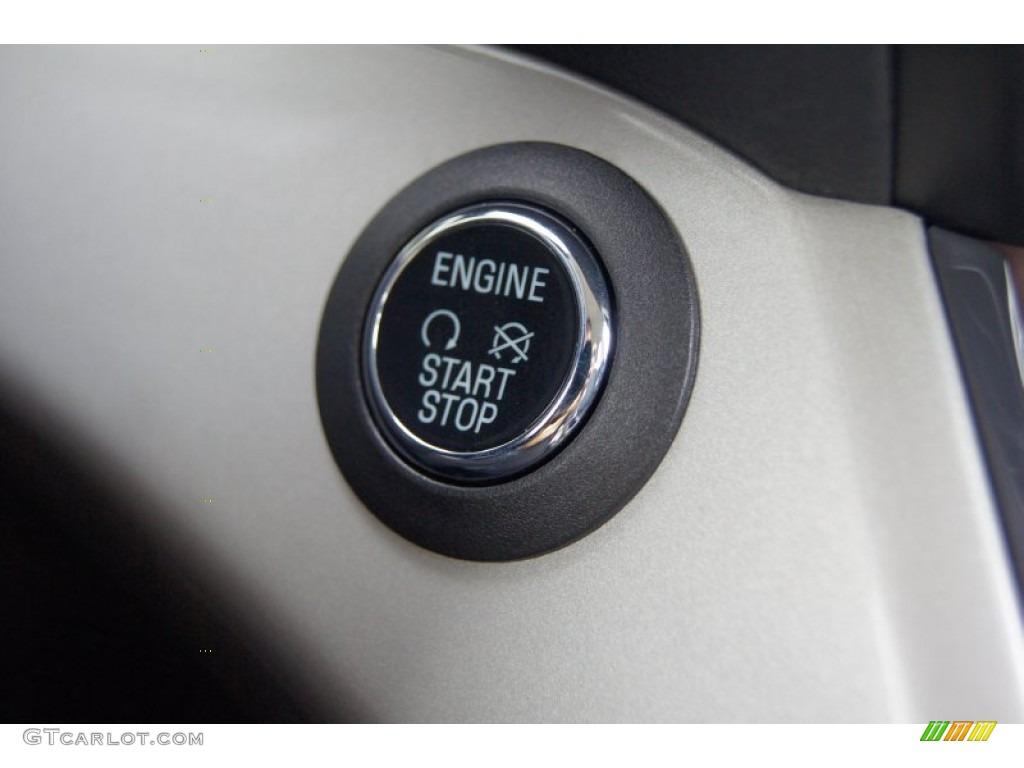 2013 Ford C Max Hybrid Sel Controls Photo 72821971
