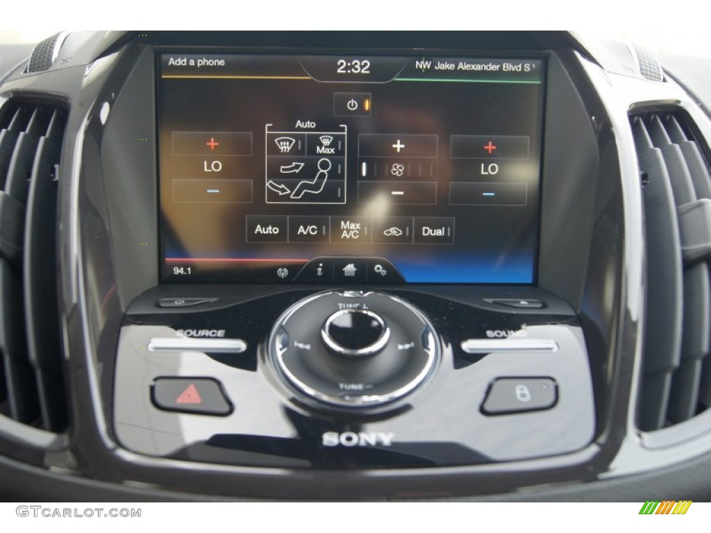 2013 Ford C Max Hybrid Sel Controls Photo 72822019