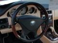 Sienna Beige Steering Wheel Photo for 2001 Mercedes-Benz SLK #72823540