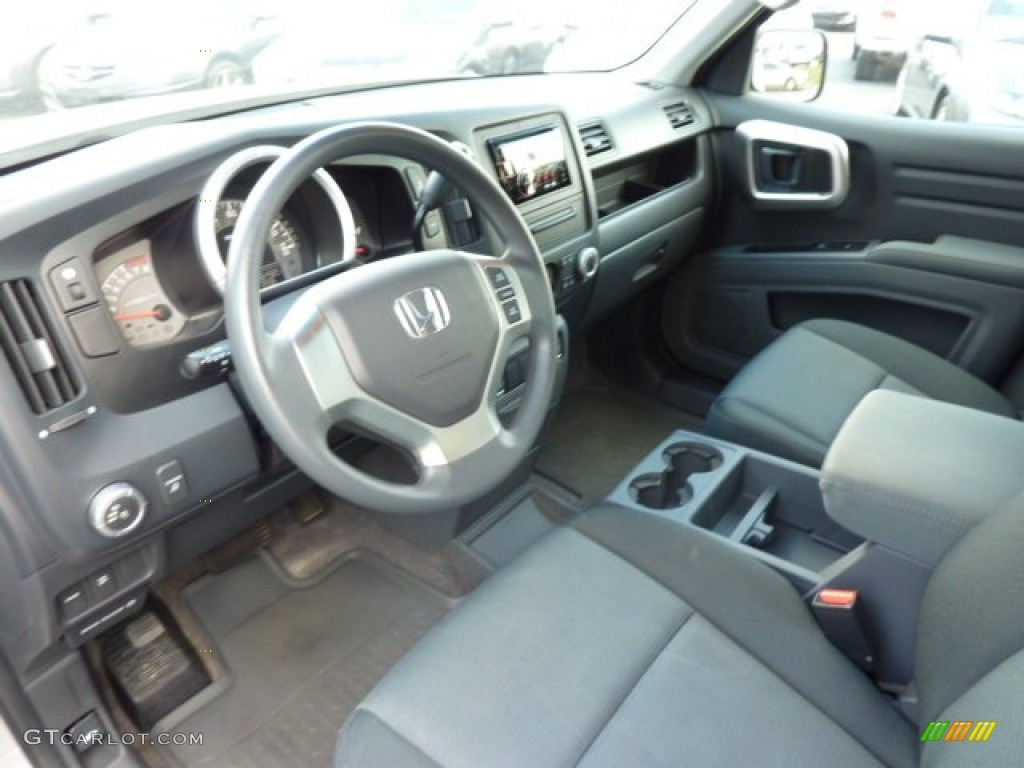 2007 Honda Ridgeline Rt Interior Color Photos