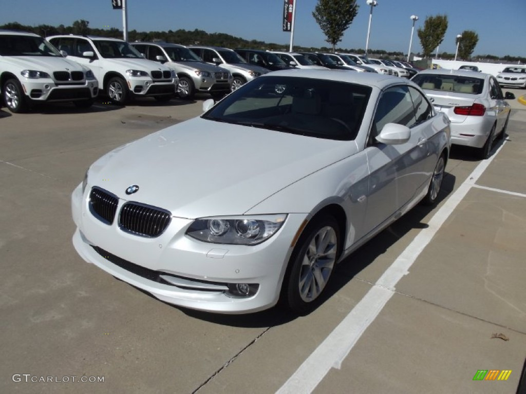 2013 Bmw 3 Series Convertible Mineral Gray Metalic Autos