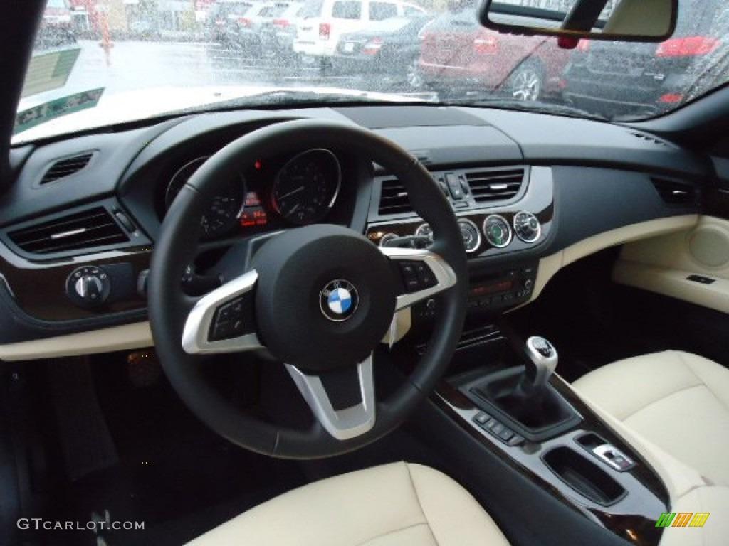 2009 Bmw Z4 Sdrive35i Roadster Beige Kansas Leather