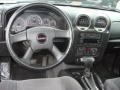 2007 GMC Envoy Ebony Interior Dashboard Photo