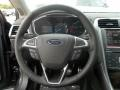 Charcoal Black Steering Wheel Photo for 2013 Ford Fusion #72858012
