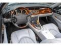 2005 Jaguar XK Ivory Interior Prime Interior Photo
