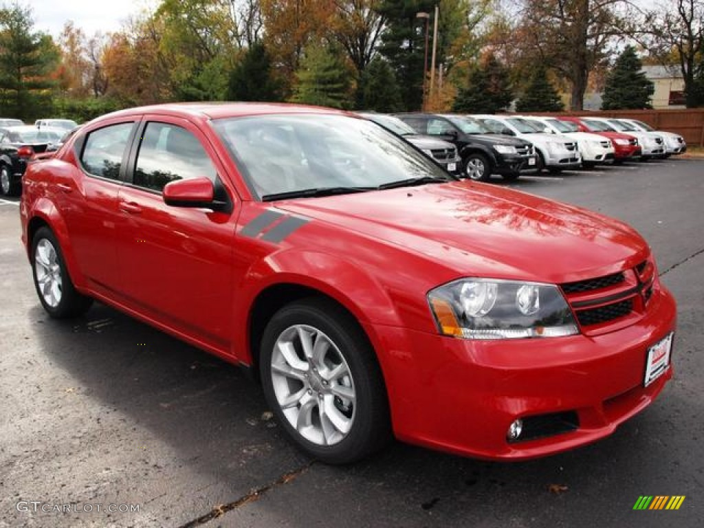redline 2 coat pearl 2013 dodge avenger r t exterior photo. Black Bedroom Furniture Sets. Home Design Ideas