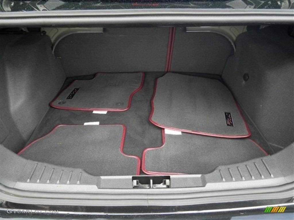2012 Ford Focus Fuse Box In Trunk : Ford focus se sport sedan trunk photo